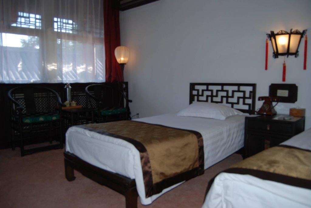 鄂尔多斯四合院艾力酒店