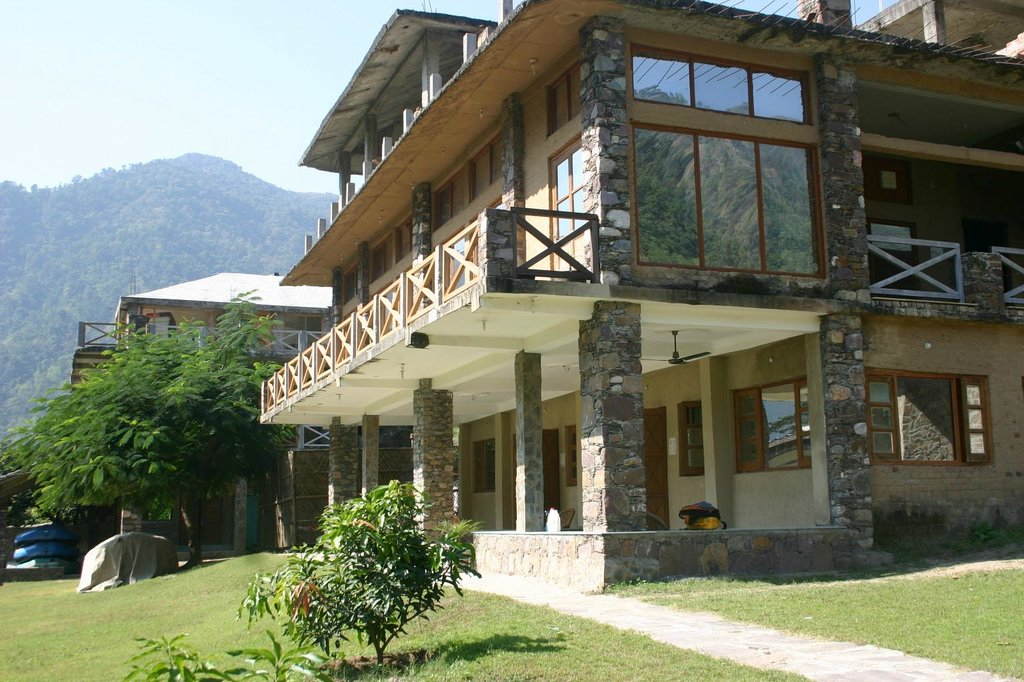 High Bank Himalayan Retreat  - On the Ganges