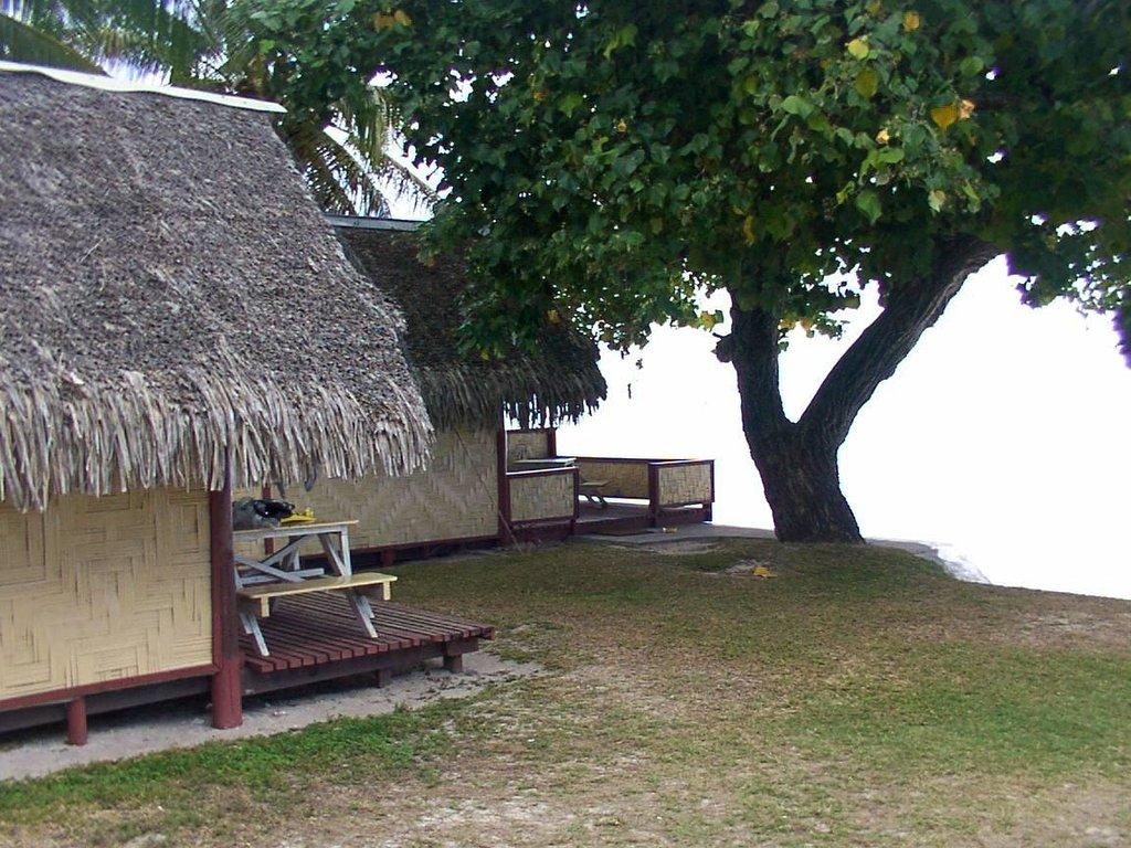 Moorea Camping
