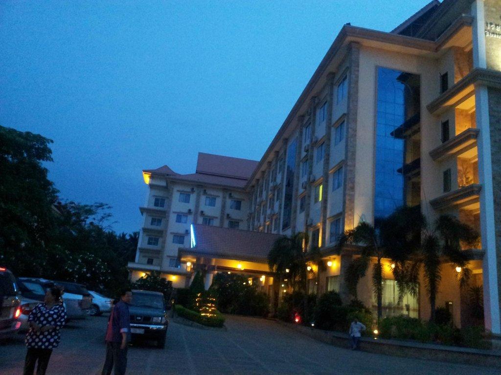 ケマラ バタンバング I ホテル