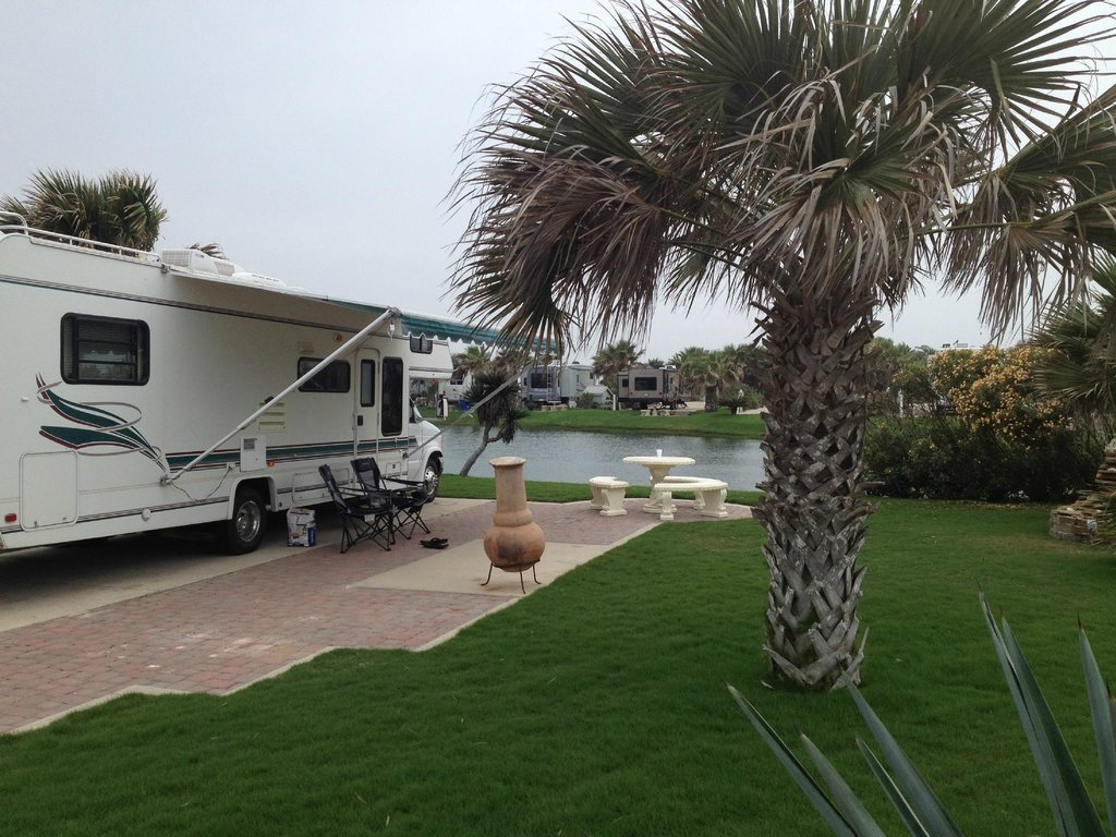 Gulf Waters Beach Front RV Resort