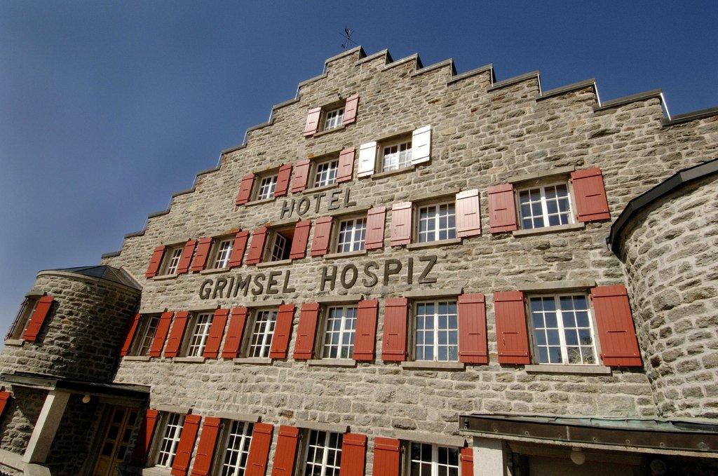 Hotel Grimsel Hospiz