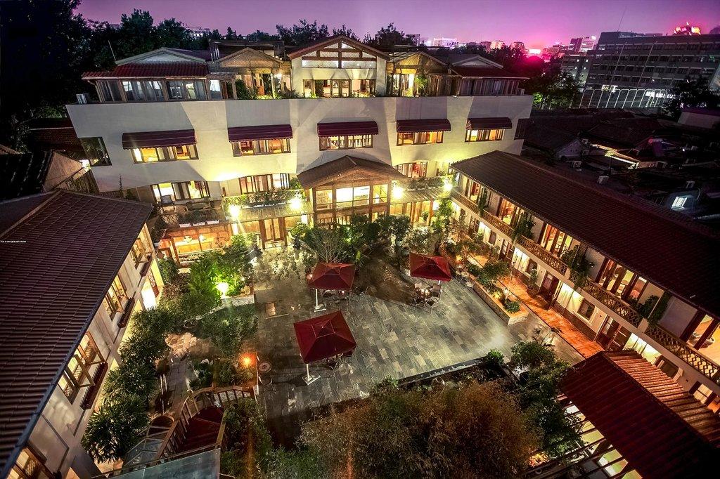 Red Wall Garden Hotel