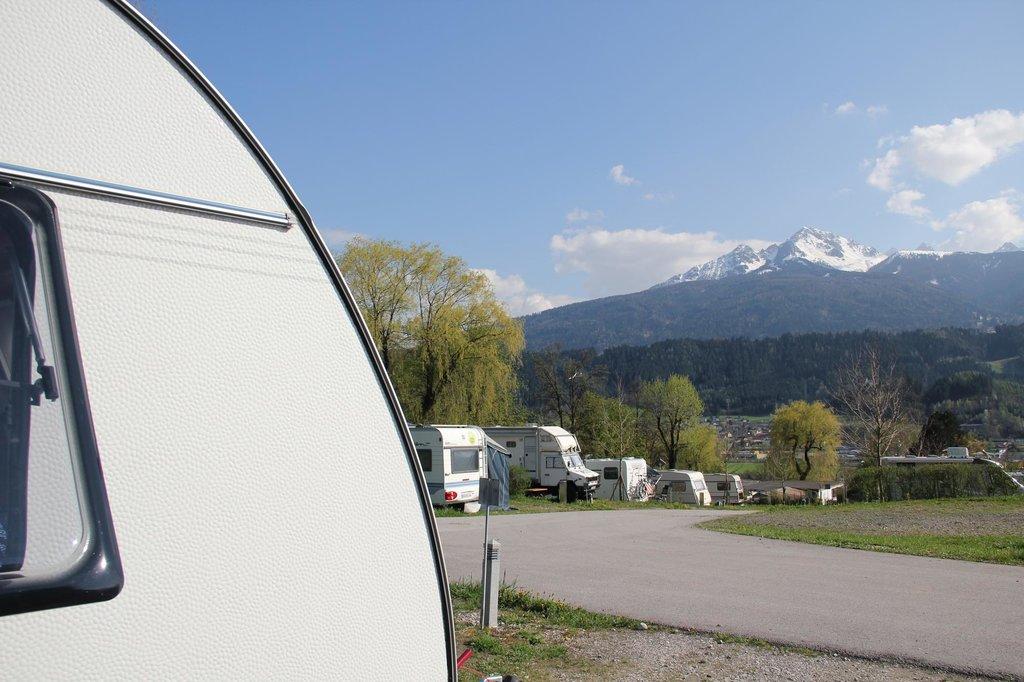 Campsite Innsbruck Kranebitten
