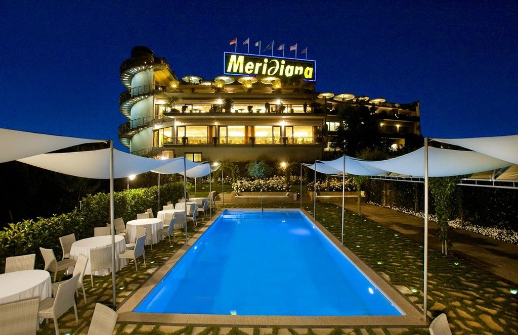 Grand Hotel Meridiana Lettere