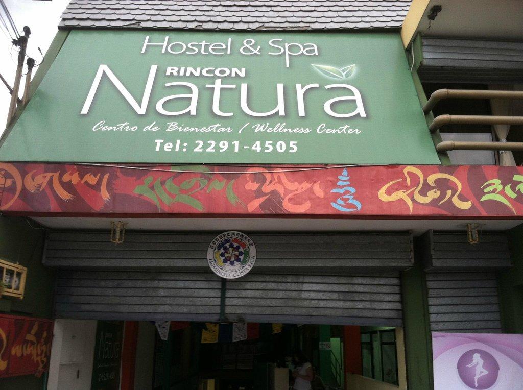 Hostel & Spa Rincon Natura