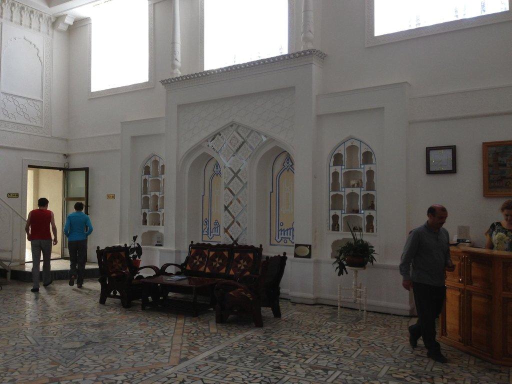 Siyavush Hotel