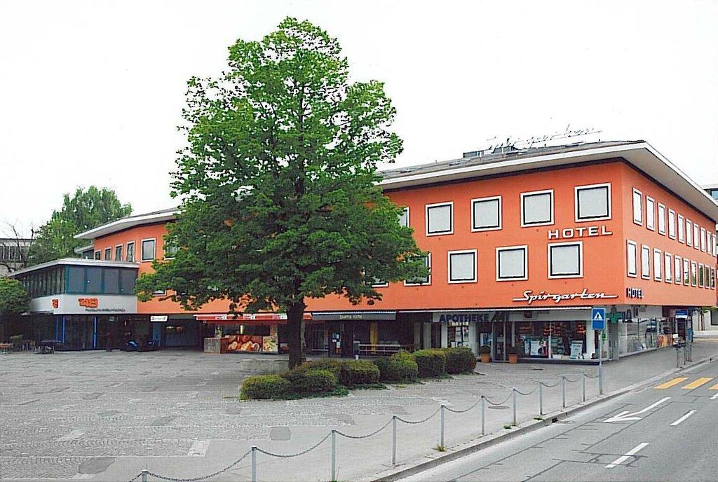 斯皮尔加滕贝斯特韦斯特酒店