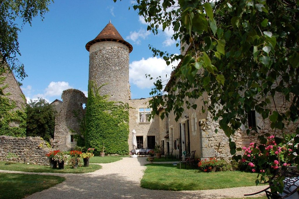 Chateau d'Ingrandes