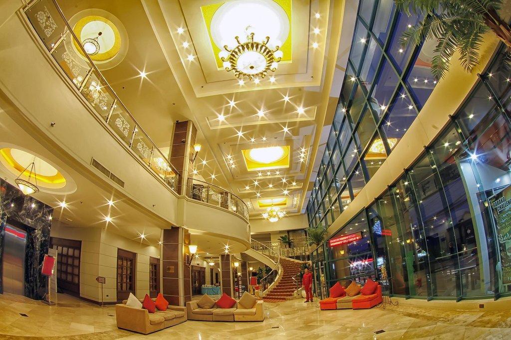 サロッサ インターナショナル ホテル アンド レジデンシャル スイーツ