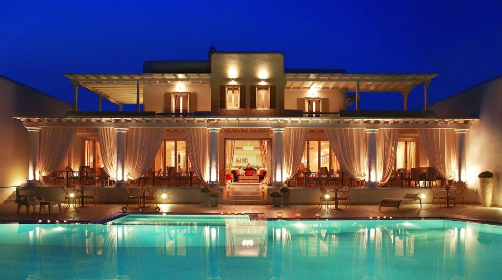 La Residence Mykonos Hotel Suites