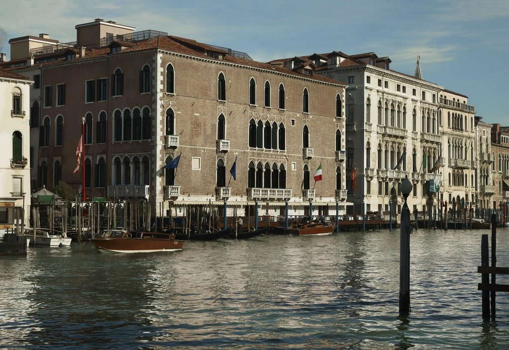 ‪The Gritti Palace, A Luxury Collection Hotel‬