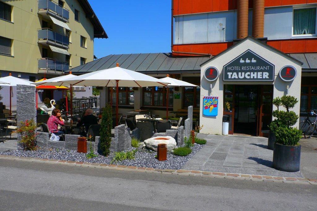 Hotel Restaurant Taucher