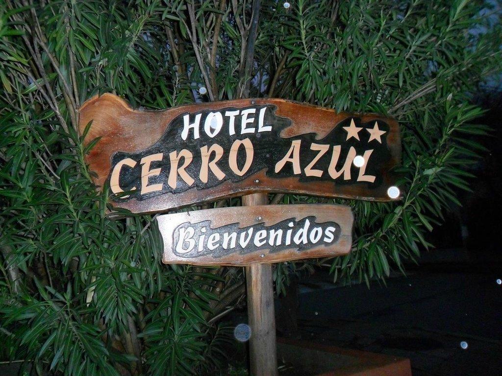 Hotel Cerro Azul