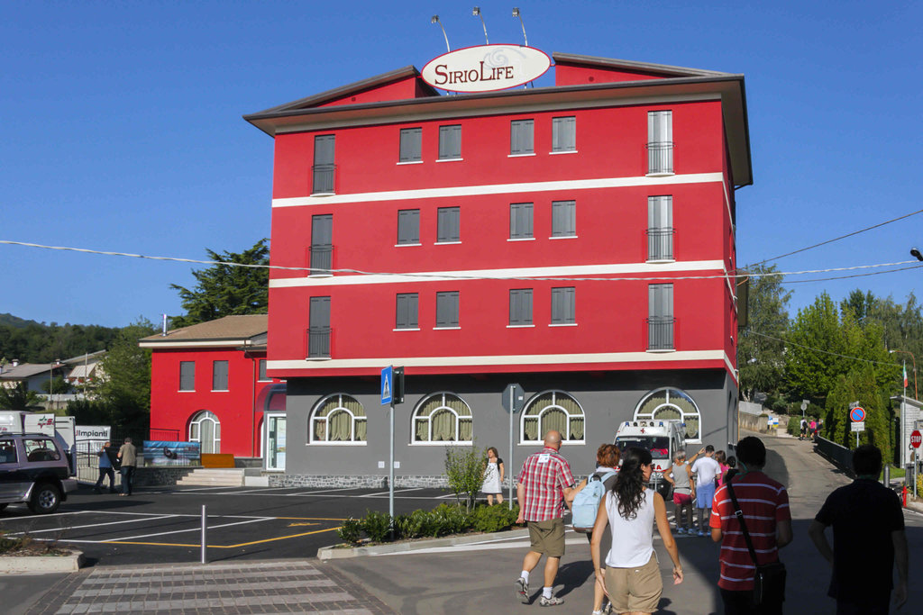 Hotel Sirio Life