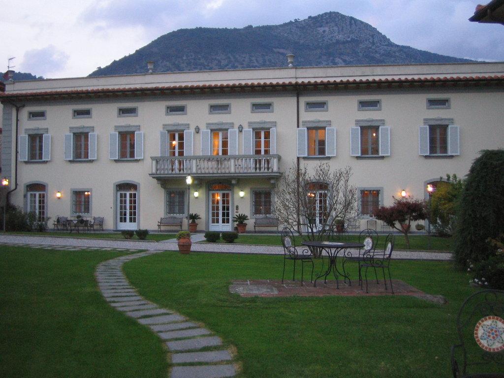 Villa del Papa
