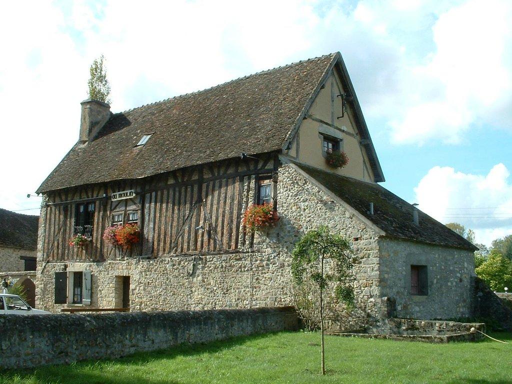 Moulin de Flagy