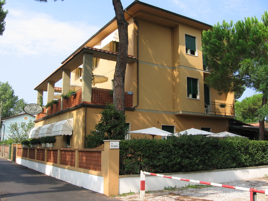 호텔 빌라 바산티