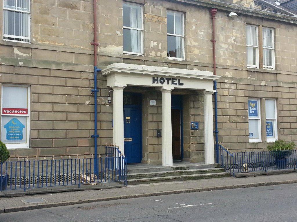 Ayr Town Lodge