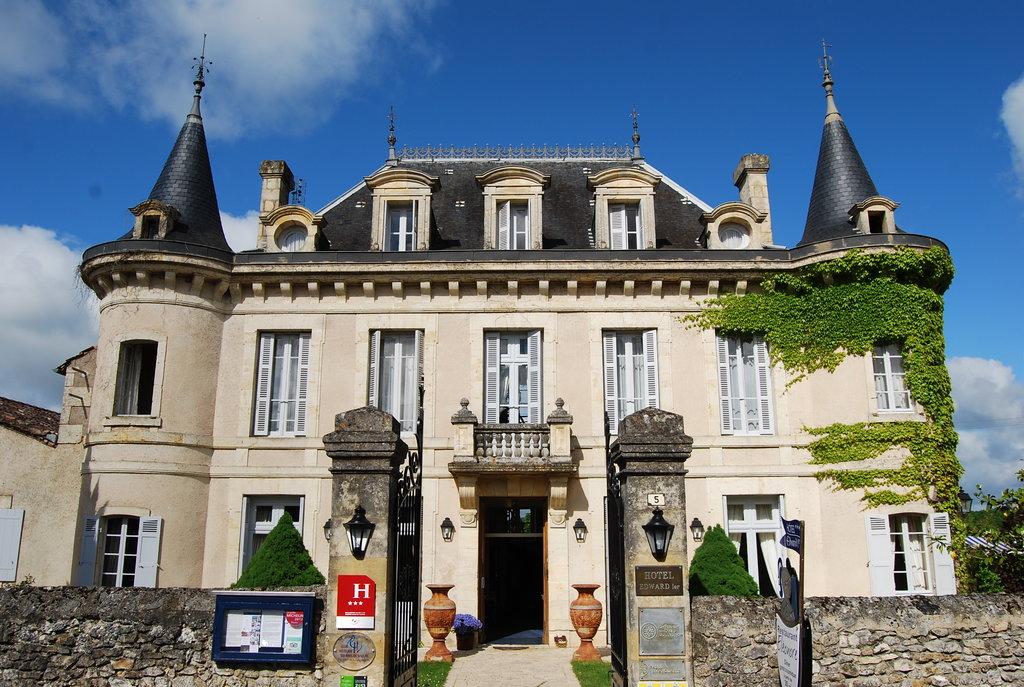 愛德華 1Er 城堡飯店