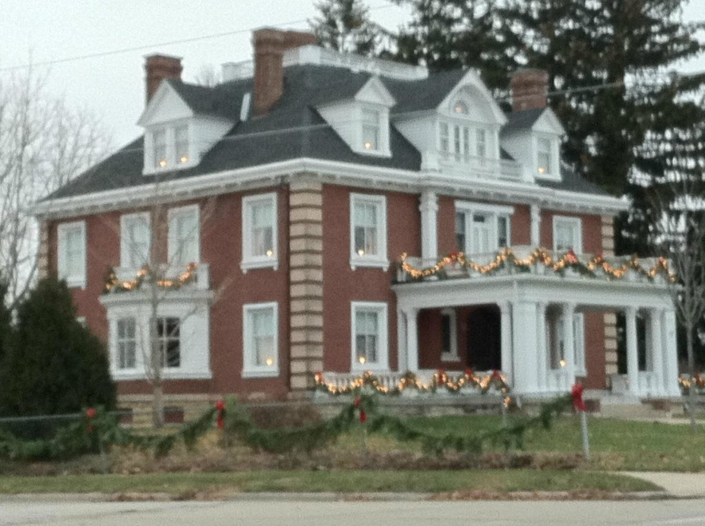 The Jones Mansion