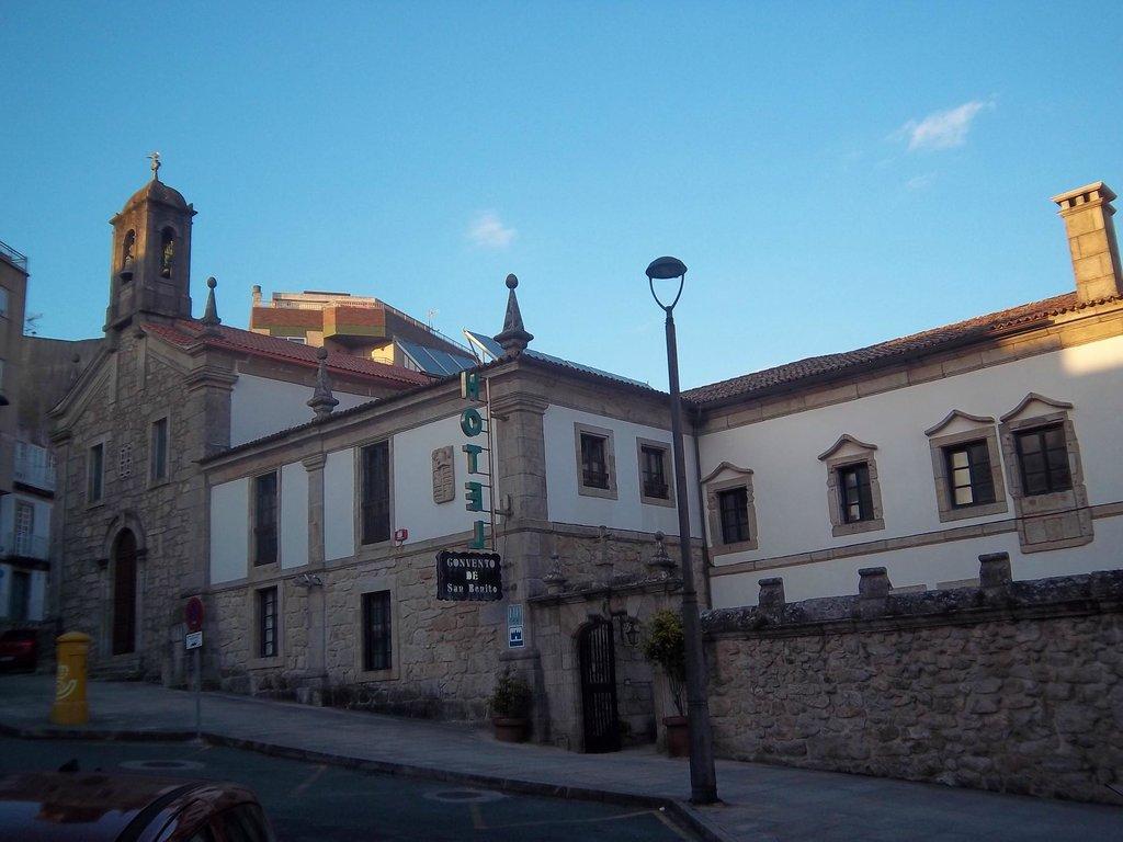 Hotel Convento de San Benito