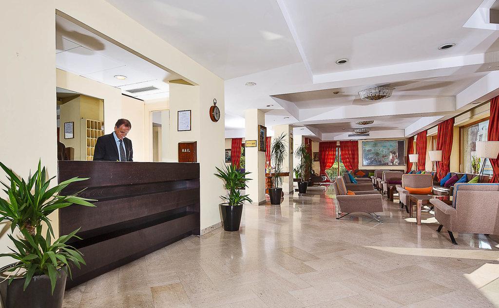 호텔 티레니아