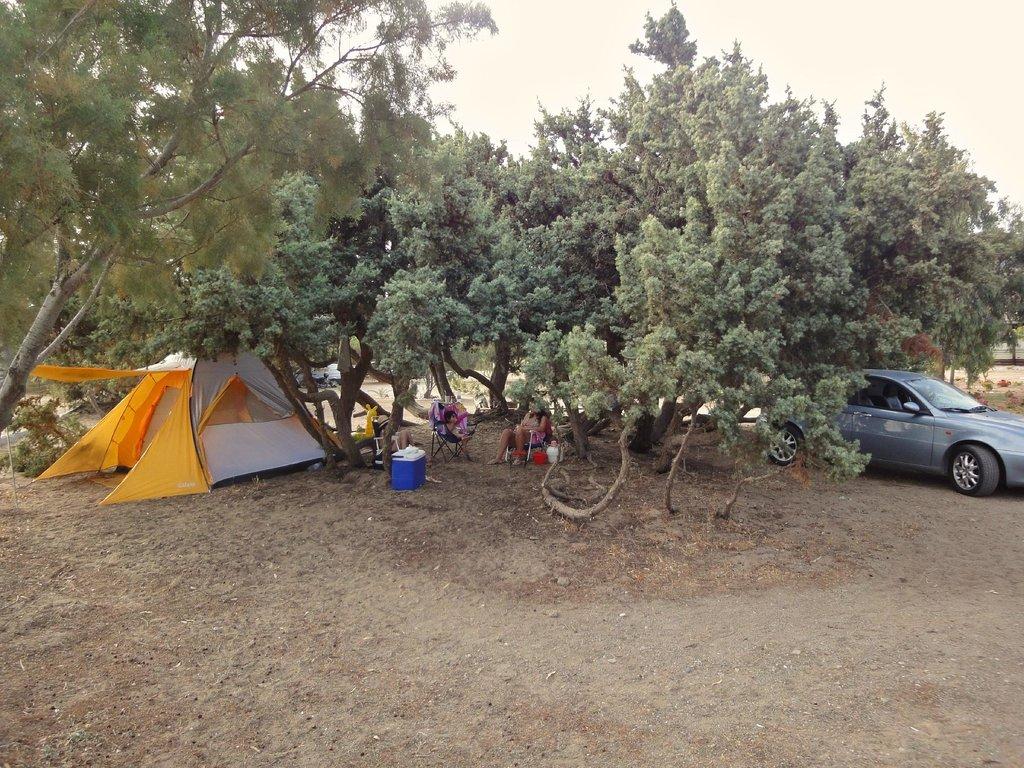 Camping Grammeno