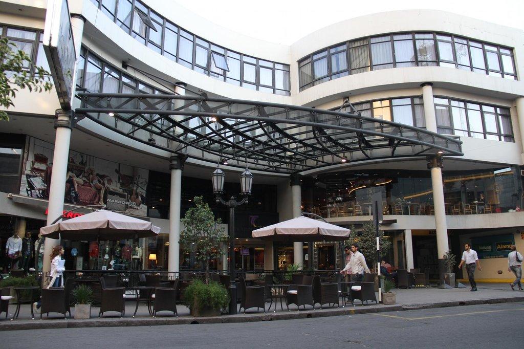 Tucuman Center Hotel
