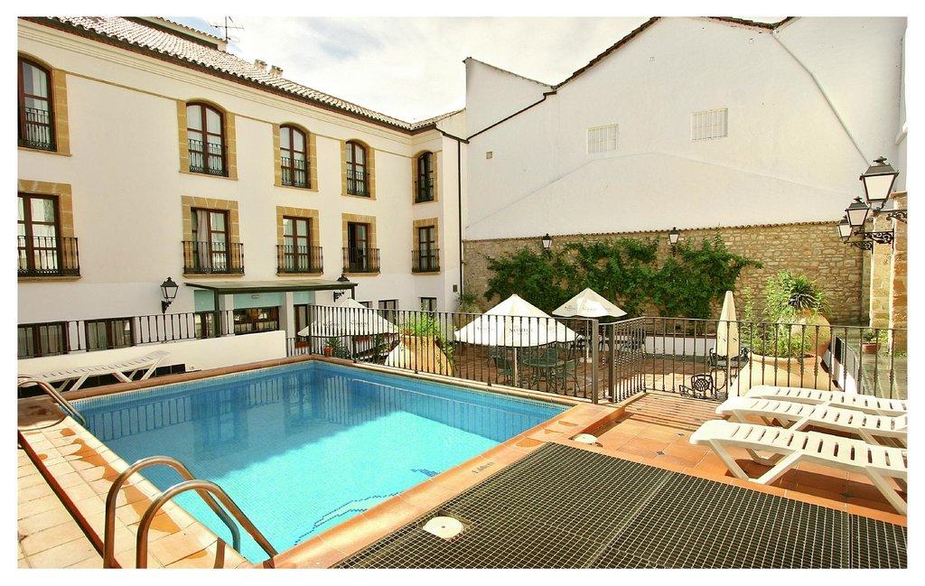 Hotel Sercotel Rosaleda de Don Pedro