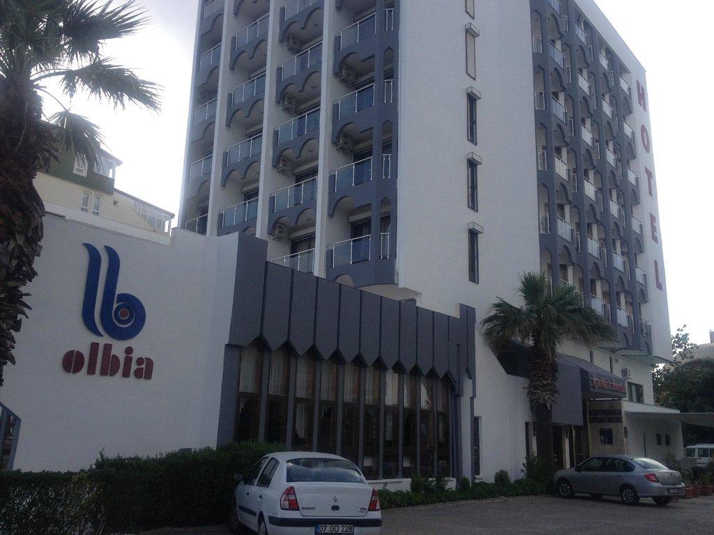 オルビア ホテル