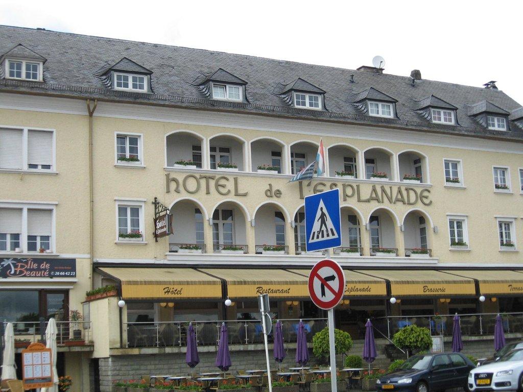 Hotel De L'Esplanade