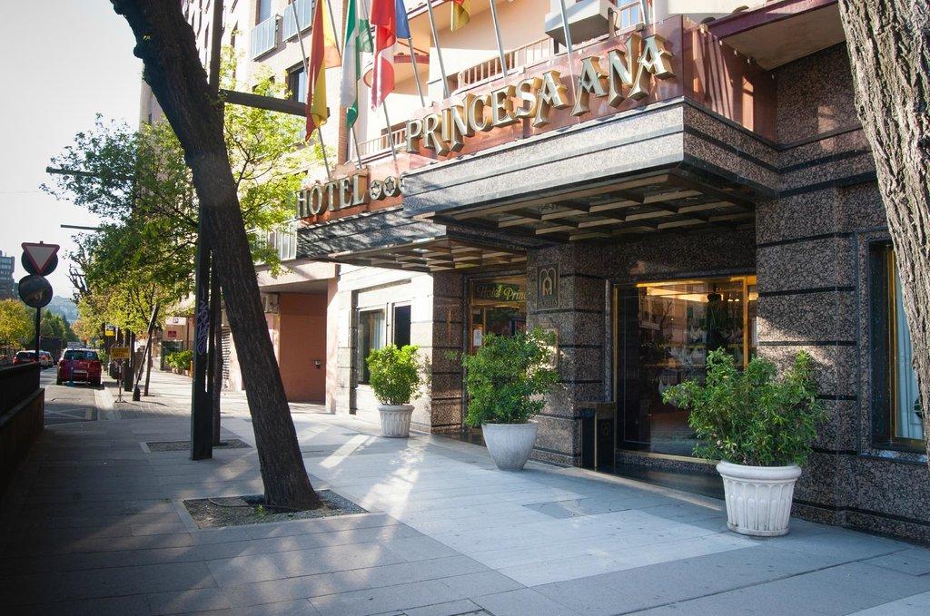 프린세사 아나 호텔