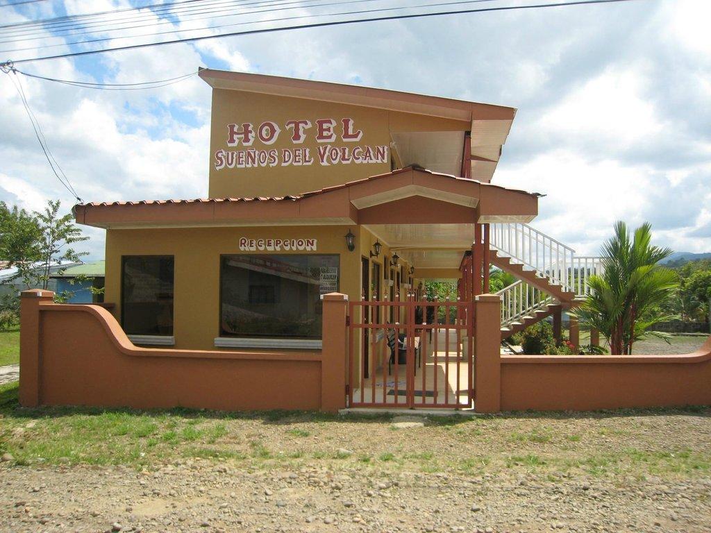 Hotel Suenos del Volcan