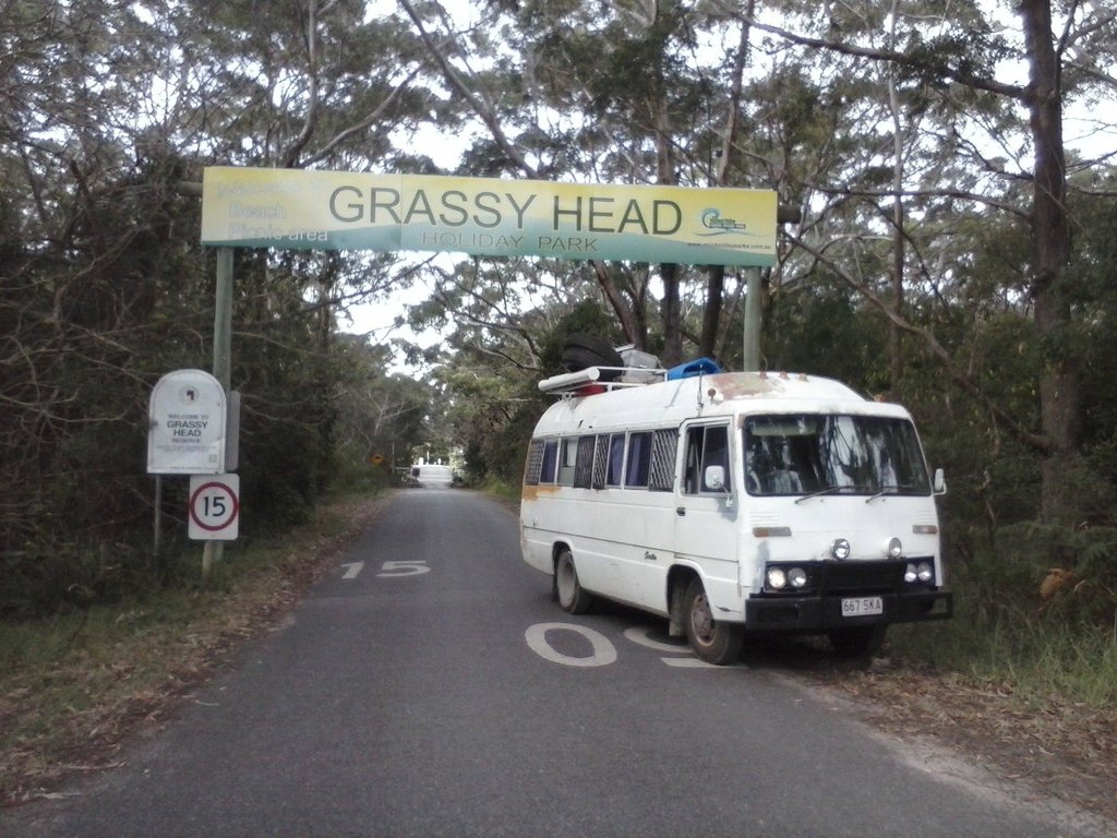 Grassy Head Holiday Park