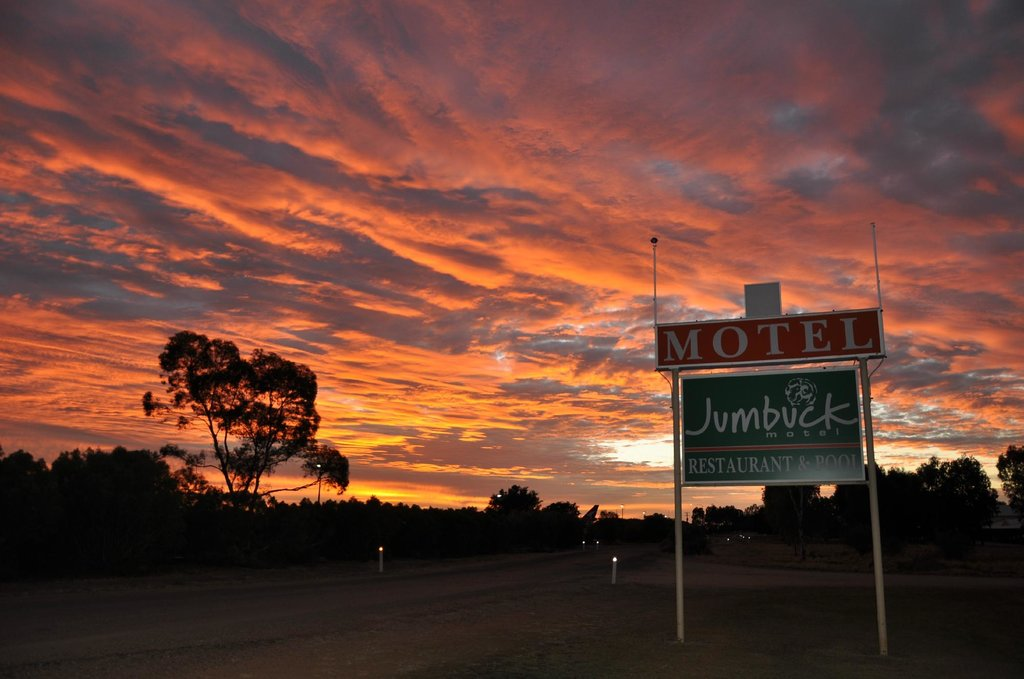 The Jumbuck Motel