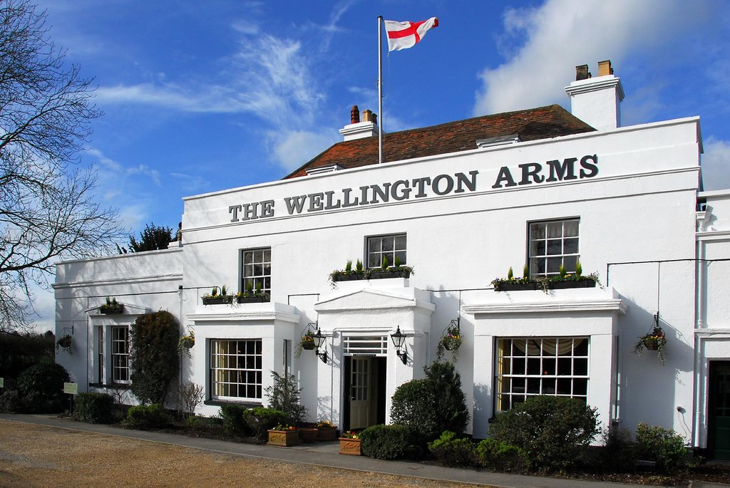 ‪The Wellington Arms‬