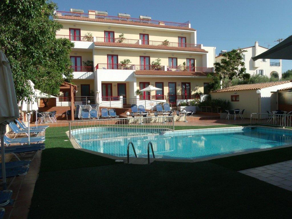 Thalassi Hotel-Apts