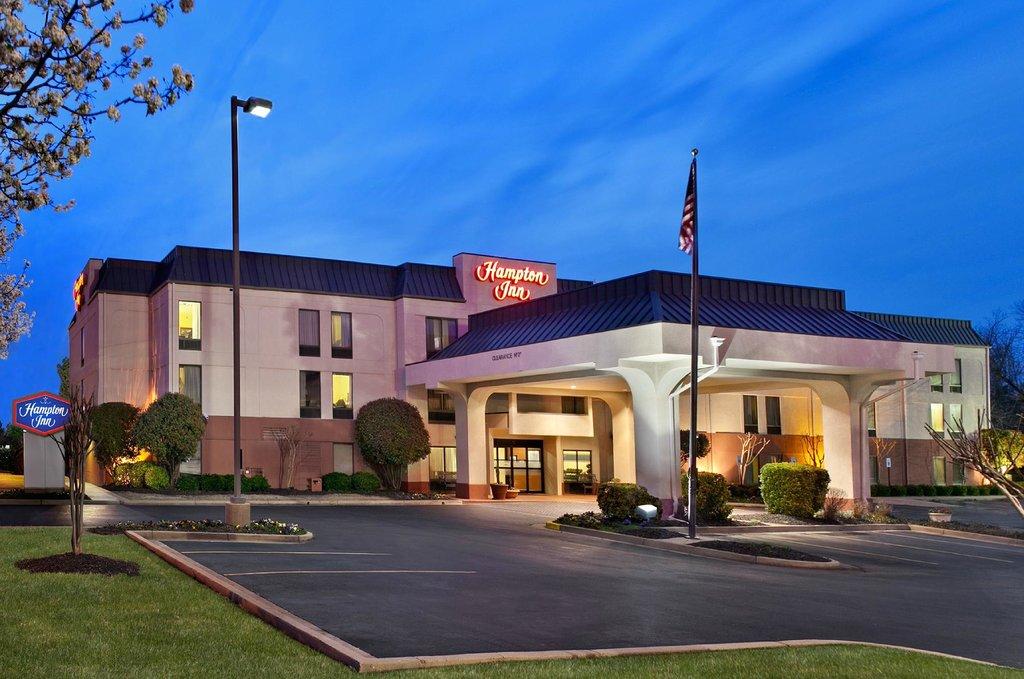 貝茨維爾希爾頓恆庭酒店
