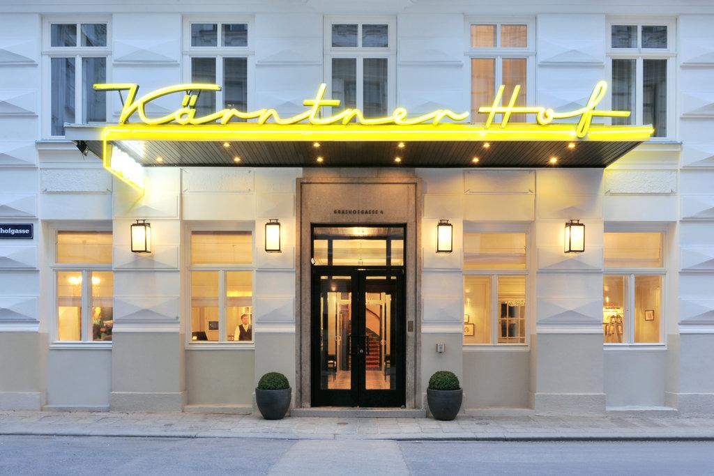 ホテル ケルントナーホーフ