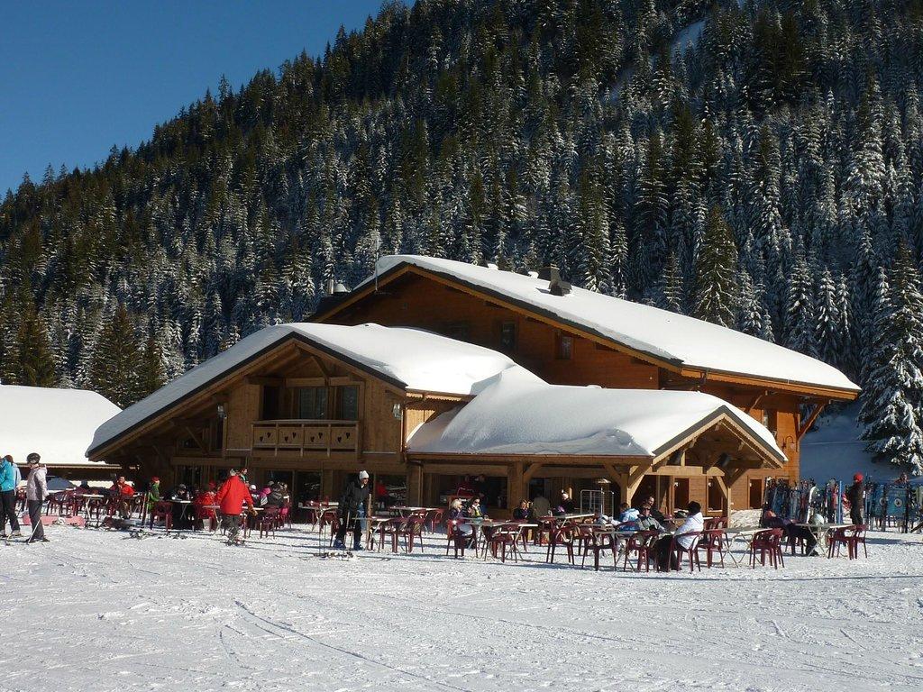 Hotel La Perdrix Blanche