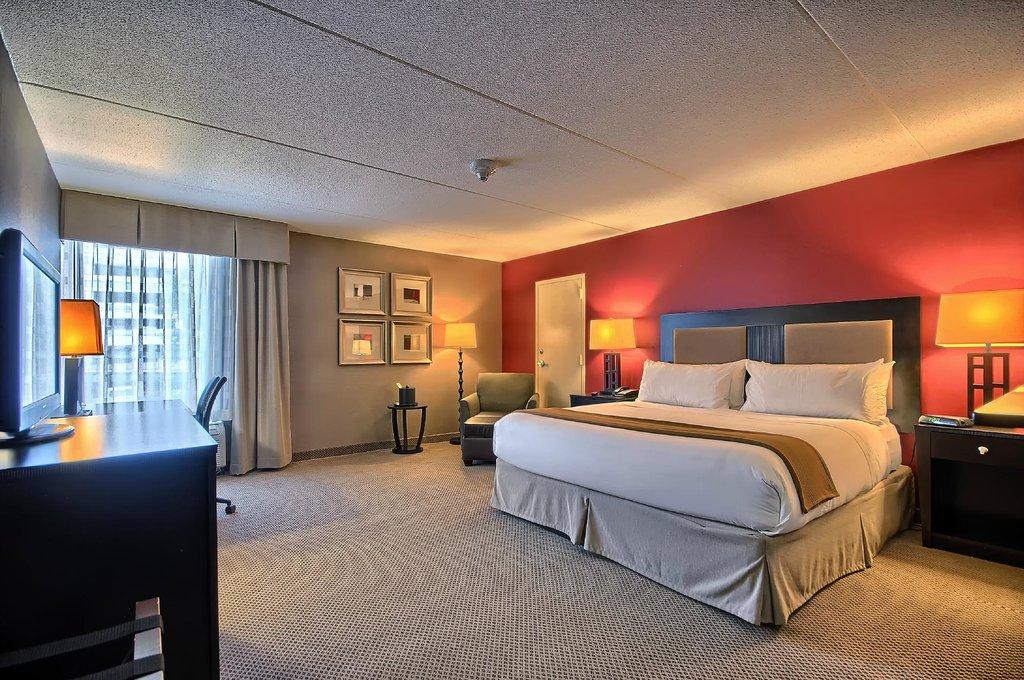 ホリデー イン エクスプレス チャールストン シビック センター ホテル