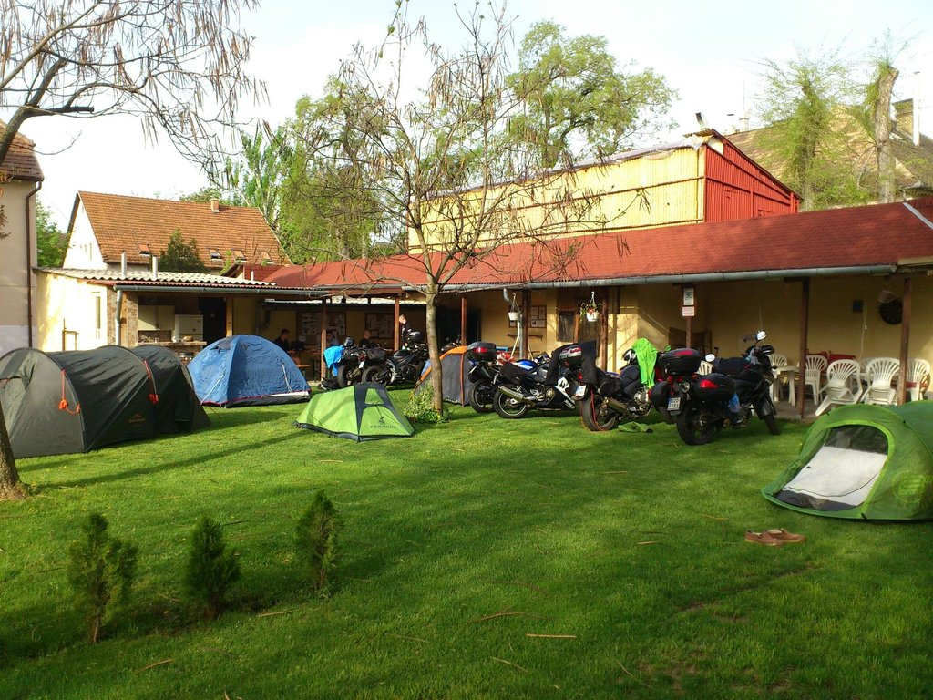 Bikercamp Camping & Pansion