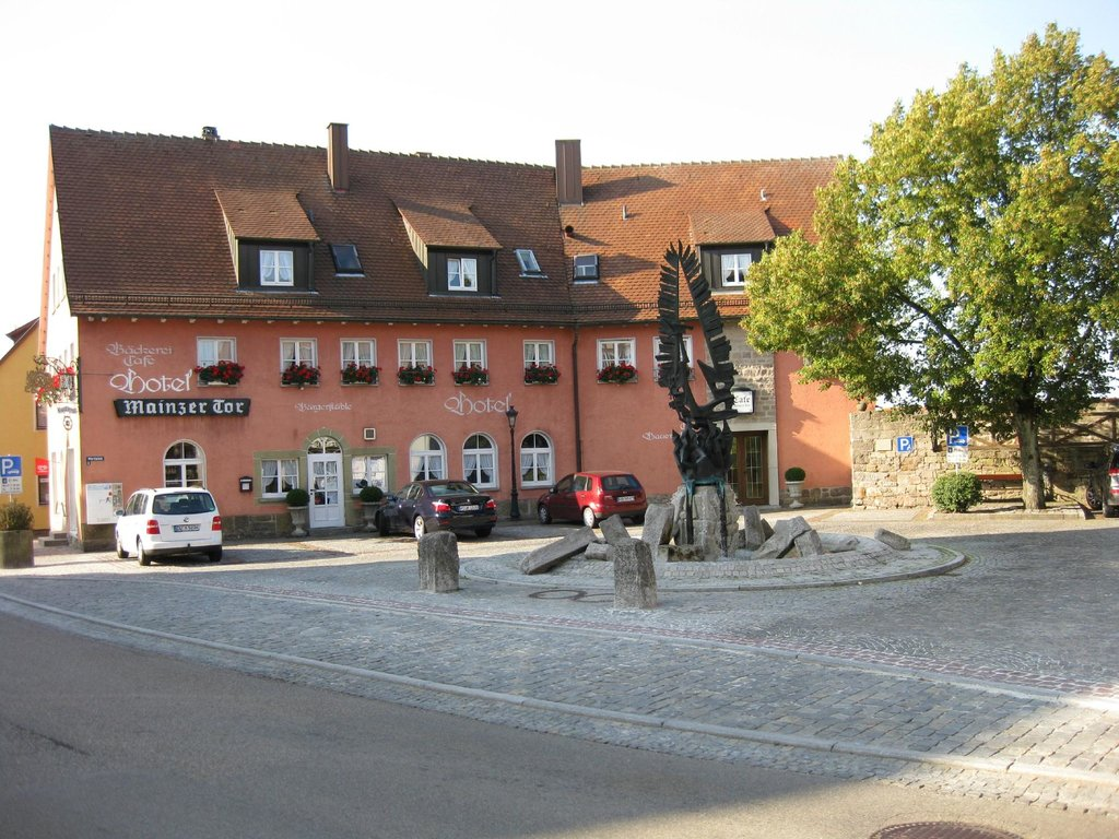 Hotel Cafe Mainzer Tor