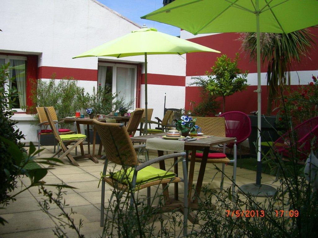 Cote Patio Hotel Nimes