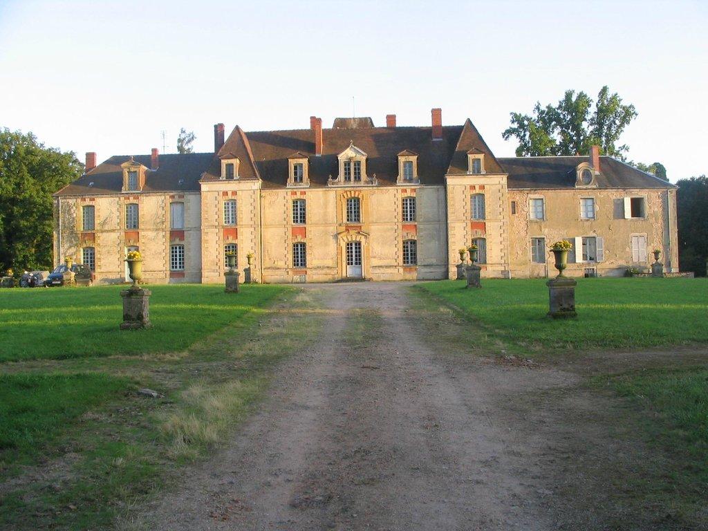 Chateau d'Ettevaux