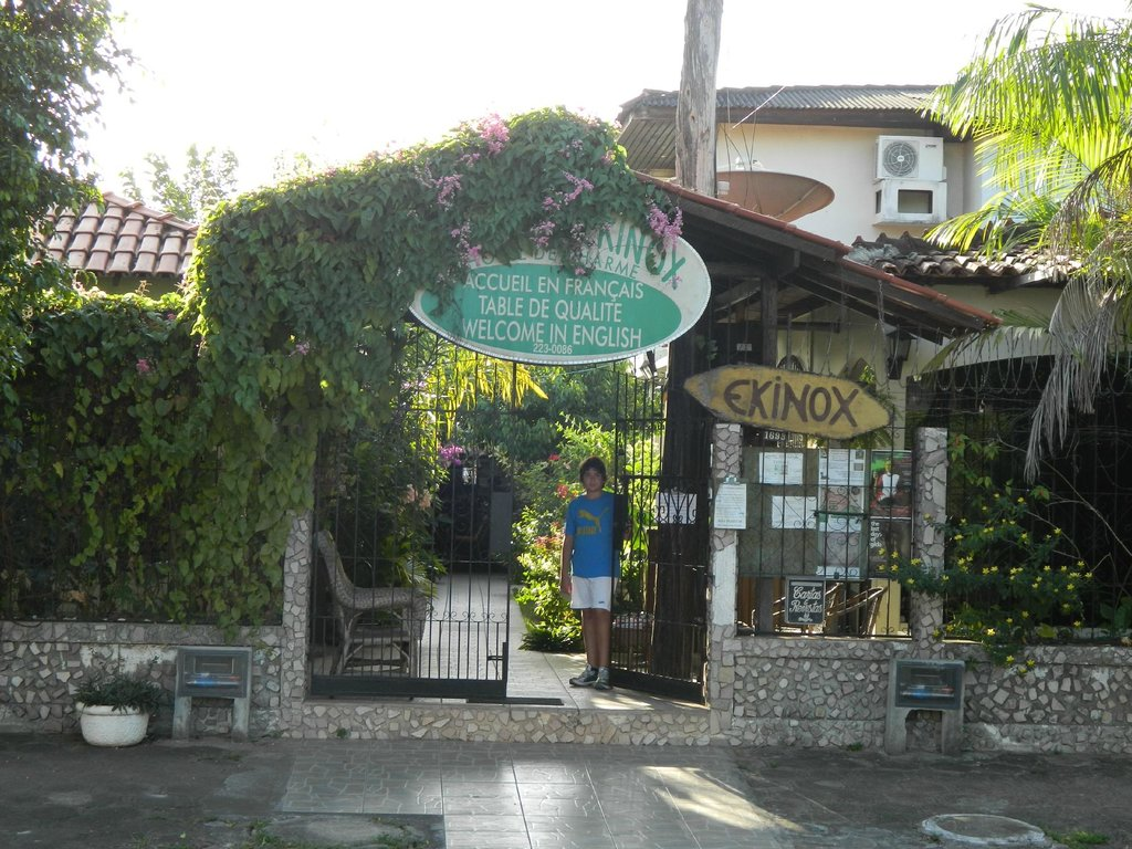Hotel Pousada Ekinox