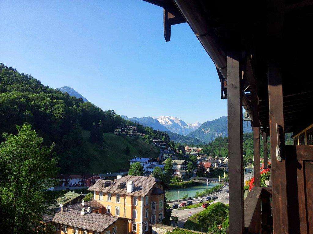 Hotel Alpina Ros Demming
