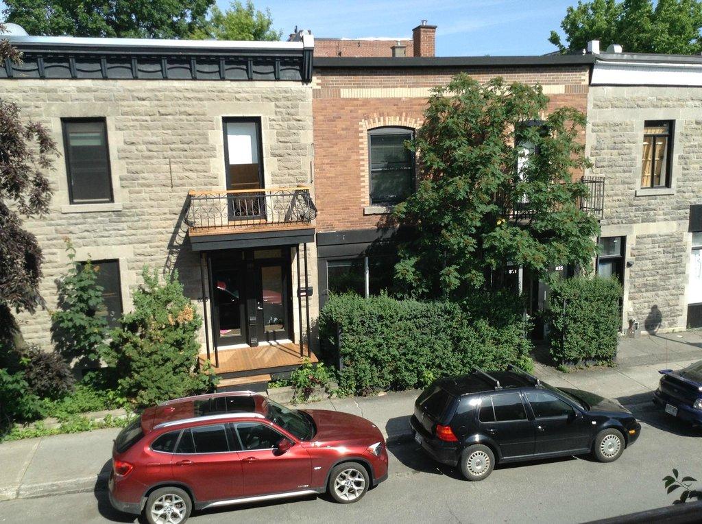 Plateau Suites Montreal