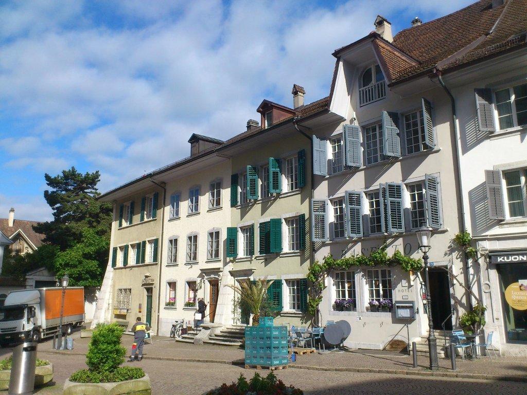 Hotel Restaurant Baseltor